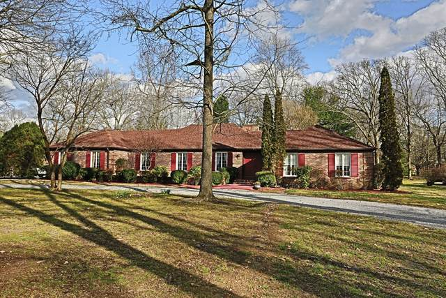 1416 Country Club Dr, Tullahoma, TN 37388 (MLS #RTC2118376) :: DeSelms Real Estate