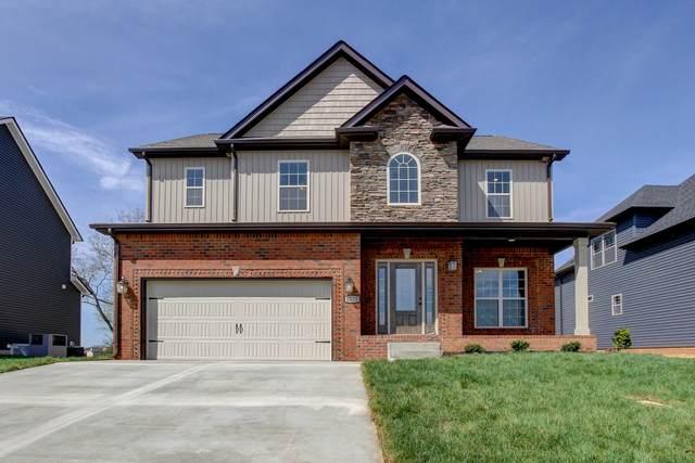 39 Griffey Estates, Clarksville, TN 37042 (MLS #RTC2118618) :: Nashville on the Move