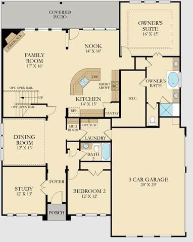 4722 Swanson Lane Lot 214A, Murfreesboro, TN 37128 (MLS #RTC2118628) :: REMAX Elite