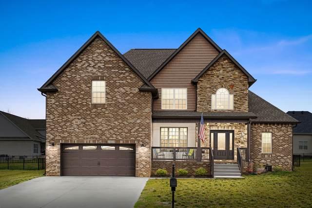 1005 Chagford Dr, Clarksville, TN 37043 (MLS #RTC2119220) :: Village Real Estate