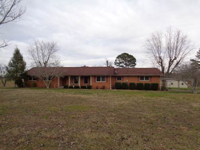 11184 Old Tullahoma Rd, Tullahoma, TN 37388 (MLS #RTC2119682) :: Nashville on the Move