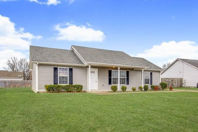 216 Bob White Trl, Oak Grove, KY 42262 (MLS #RTC2120446) :: RE/MAX Homes And Estates