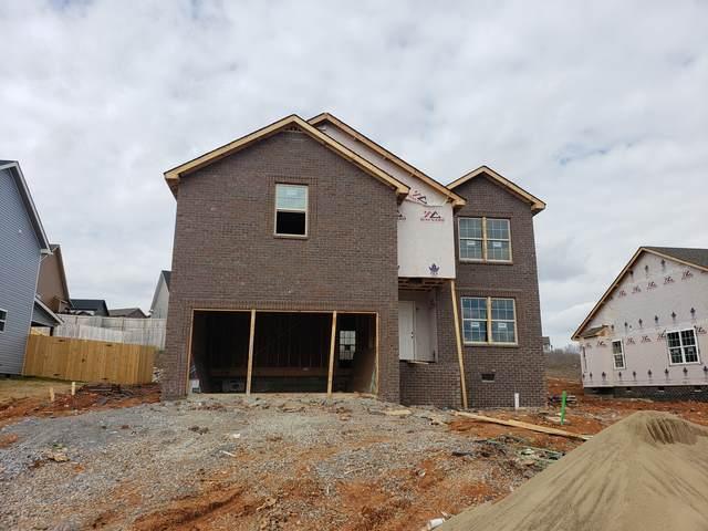 815 Crestone Ln (Lot 85), Clarksville, TN 37042 (MLS #RTC2121208) :: Nashville on the Move