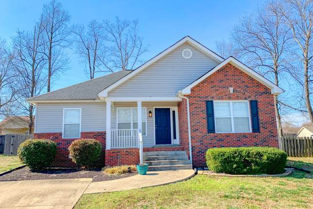 214 Clydesdale Ln, Springfield, TN 37172 (MLS #RTC2121287) :: The Miles Team | Compass Tennesee, LLC