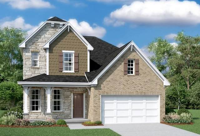 3316 Calendula Way (Lot 215), Murfreesboro, TN 37128 (MLS #RTC2121337) :: Village Real Estate