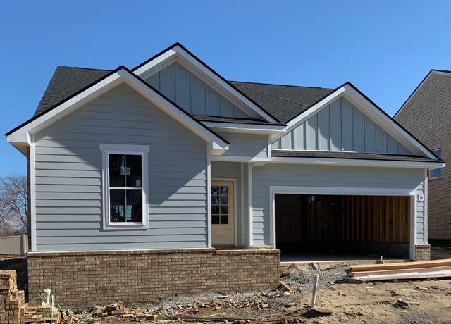 249 Griffin Lane (Lot 37), Gallatin, TN 37066 (MLS #RTC2121404) :: REMAX Elite