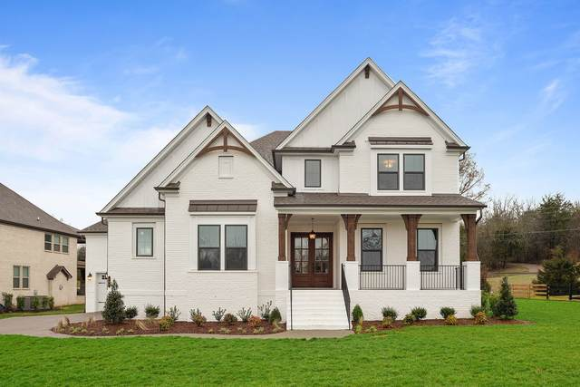 104 Asher Downs Circle #1, Nolensville, TN 37135 (MLS #RTC2121700) :: Cory Real Estate Services