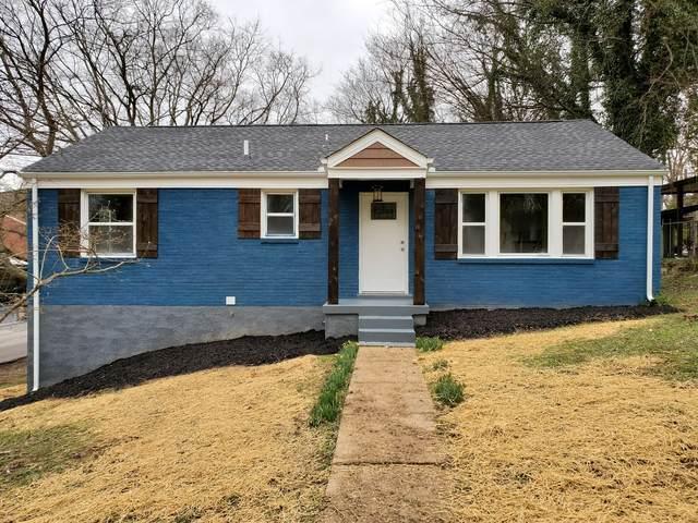 1020 Buck Dr, Clarksville, TN 37040 (MLS #RTC2122437) :: John Jones Real Estate LLC