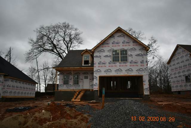 105 Anderson Pl, Clarksville, TN 37042 (MLS #RTC2122514) :: The Group Campbell powered by Five Doors Network