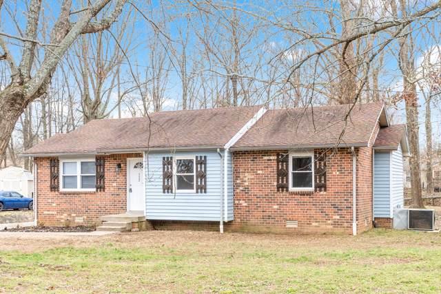 532 Inver Lane, Clarksville, TN 37040 (MLS #RTC2122665) :: Village Real Estate