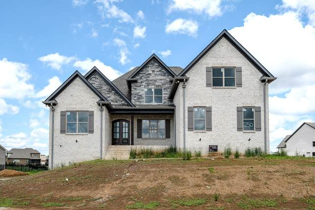 2050 Autumn Ridge Way(Lot 250), Spring Hill, TN 37174 (MLS #RTC2122752) :: Exit Realty Music City
