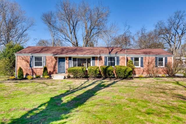 542 Elaine Dr, Nashville, TN 37211 (MLS #RTC2122772) :: Ashley Claire Real Estate - Benchmark Realty