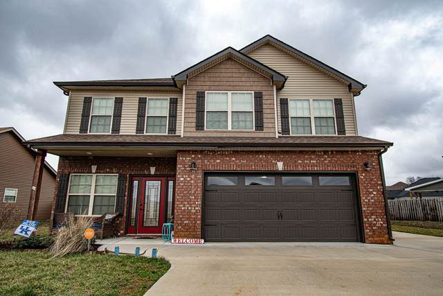 2417 Andersonville Dr, Clarksville, TN 37042 (MLS #RTC2122801) :: The Group Campbell powered by Five Doors Network