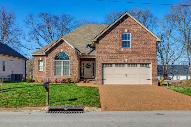 1074 Golf View Way, Spring Hill, TN 37174 (MLS #RTC2123213) :: John Jones Real Estate LLC