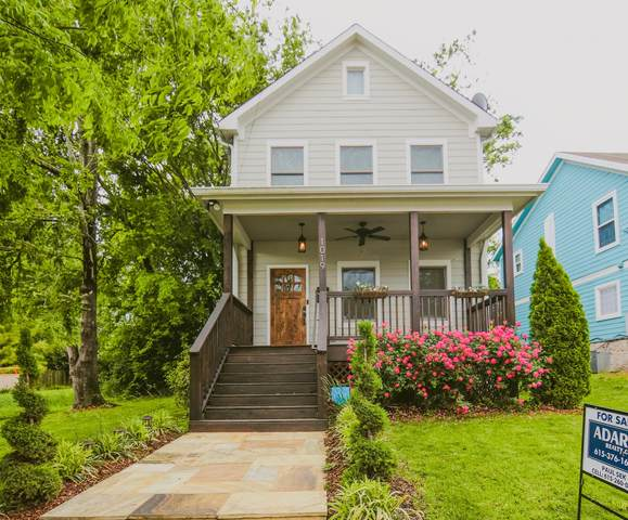 1019 11th Ave N, Nashville, TN 37208 (MLS #RTC2123822) :: Village Real Estate