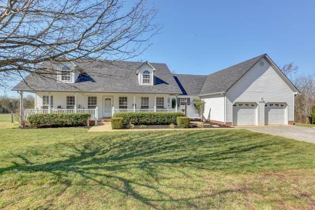 2545 Plainview Pvt Ln., Spring Hill, TN 37174 (MLS #RTC2124052) :: Felts Partners