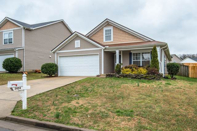 3424 Chandler Cove Way, Antioch, TN 37013 (MLS #RTC2124824) :: Black Lion Realty