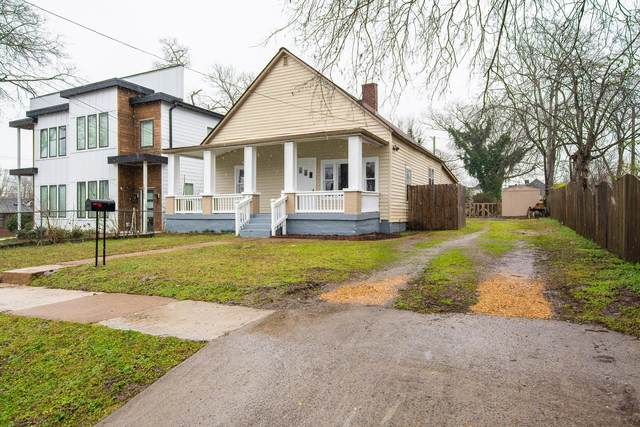 1916 11th Ave N, Nashville, TN 37208 (MLS #RTC2125097) :: DeSelms Real Estate