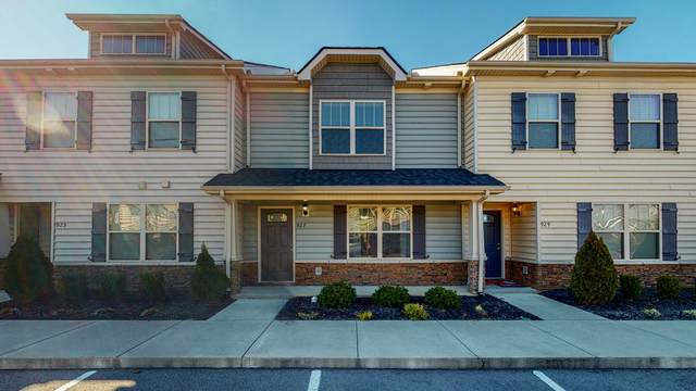 927 Gamely Way, Murfreesboro, TN 37128 (MLS #RTC2125158) :: RE/MAX Homes And Estates