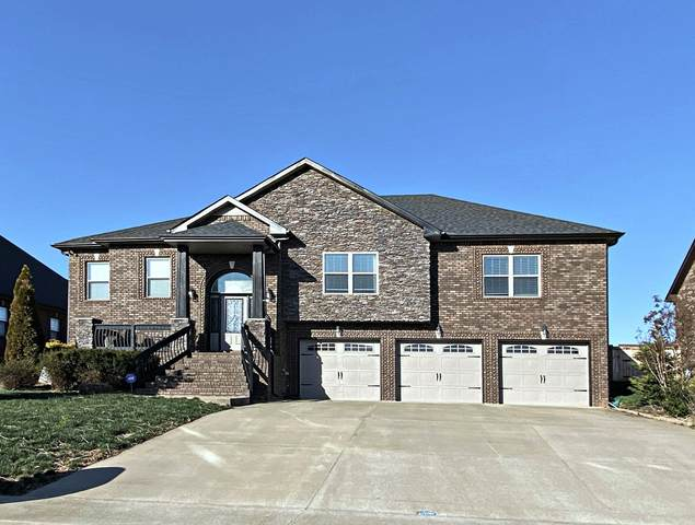 160 Covey Rise Cir, Clarksville, TN 37043 (MLS #RTC2125287) :: Black Lion Realty