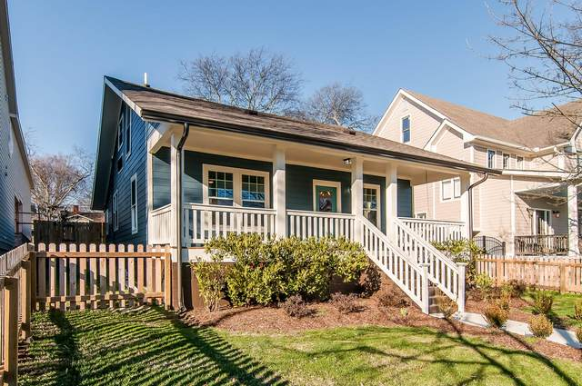 4208 Nevada Ave, Nashville, TN 37209 (MLS #RTC2125439) :: RE/MAX Homes And Estates