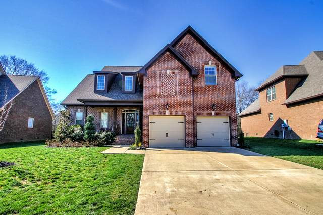 6017 Trotwood Ln, Spring Hill, TN 37174 (MLS #RTC2125536) :: Felts Partners