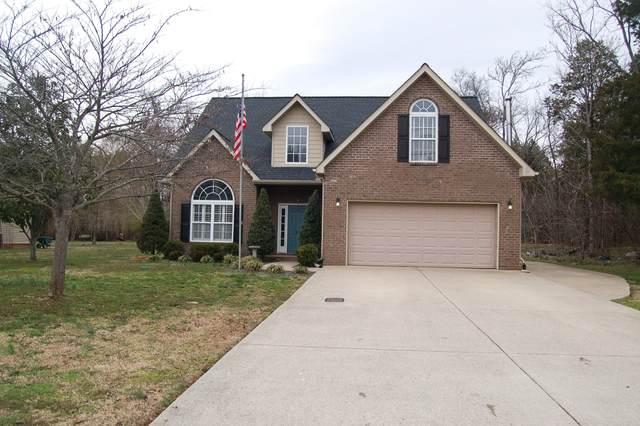 1209 Tiger Woods Way, Murfreesboro, TN 37129 (MLS #RTC2125566) :: Nashville on the Move