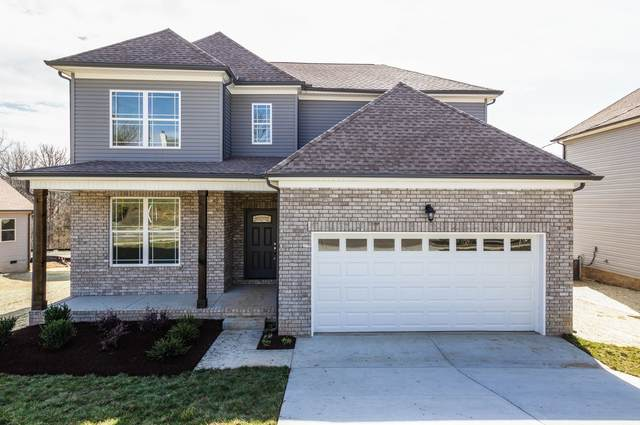 925 Mulberry Hill Pl-Lot 172, Antioch, TN 37013 (MLS #RTC2126197) :: Five Doors Network