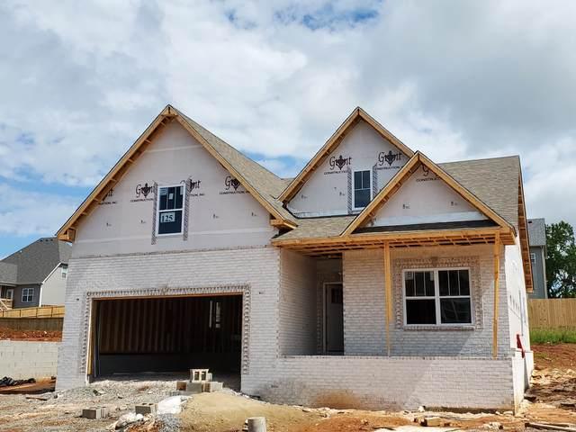 125 Locust Run, Clarksville, TN 37043 (MLS #RTC2126274) :: Stormberg Real Estate Group
