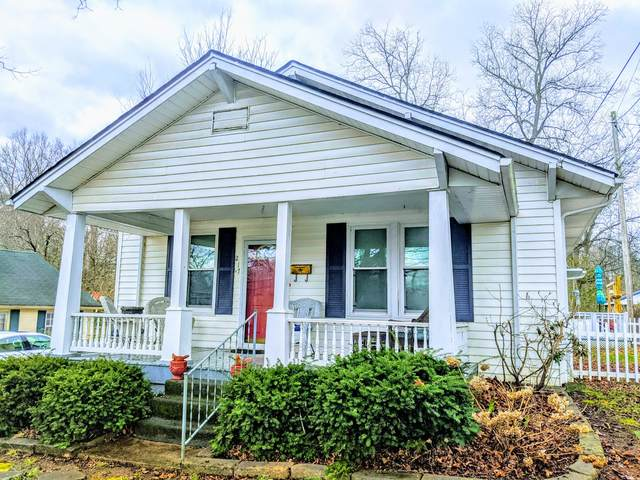 217 Hill St, Mc Minnville, TN 37110 (MLS #RTC2126568) :: Ashley Claire Real Estate - Benchmark Realty