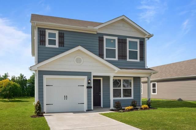 3718 Burdette Way, Murfreesboro, TN 37128 (MLS #RTC2126593) :: Team Wilson Real Estate Partners