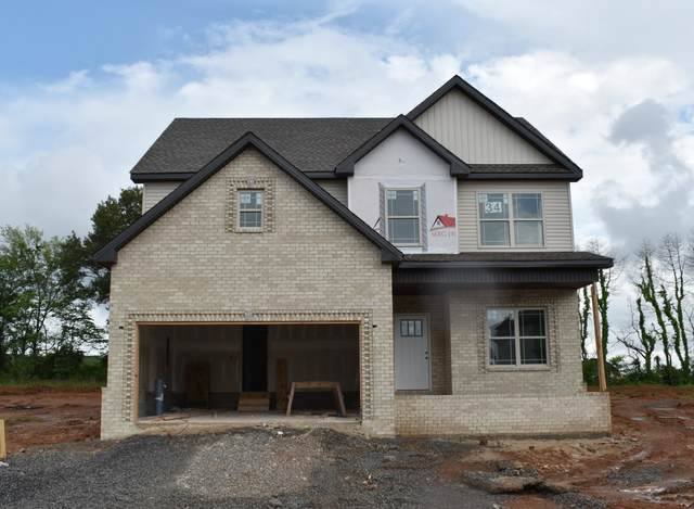 34 Reserve At Hickory Wild, Clarksville, TN 37043 (MLS #RTC2126655) :: Village Real Estate
