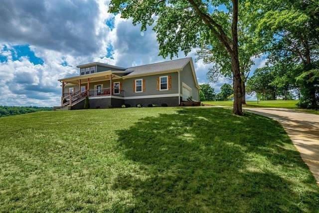 67 Lakeview Drive, Summertown, TN 38483 (MLS #RTC2126979) :: Nashville on the Move