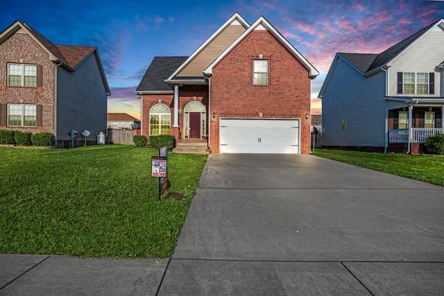 1341 Chinook Cir, Clarksville, TN 37042 (MLS #RTC2127395) :: Benchmark Realty