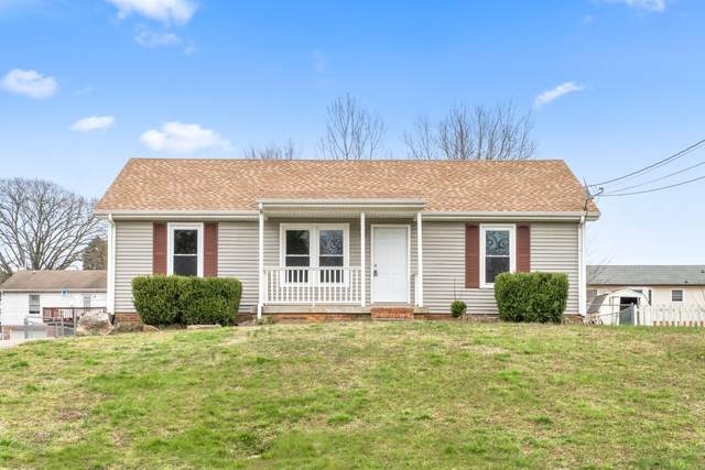 2783 Union Hall Rd, Clarksville, TN 37040 (MLS #RTC2129690) :: Maples Realty and Auction Co.