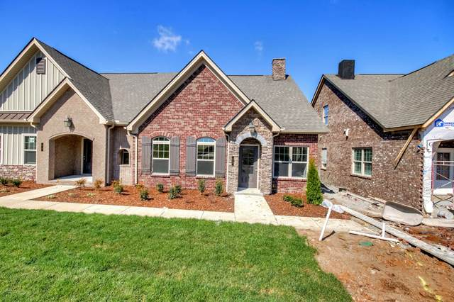 814 Cottage House Ln #138, Nolensville, TN 37135 (MLS #RTC2129993) :: Benchmark Realty