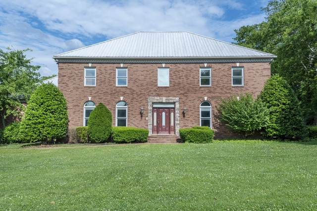 207 Rising Sun Ter, Old Hickory, TN 37138 (MLS #RTC2130472) :: Nashville on the Move