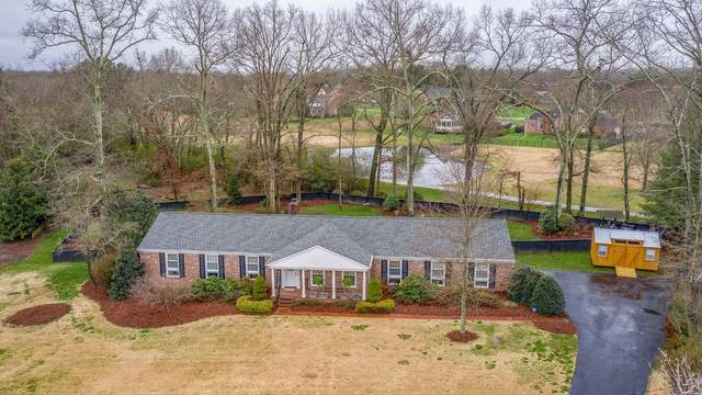 1731 Country Club Dr, Tullahoma, TN 37388 (MLS #RTC2131091) :: RE/MAX Homes And Estates