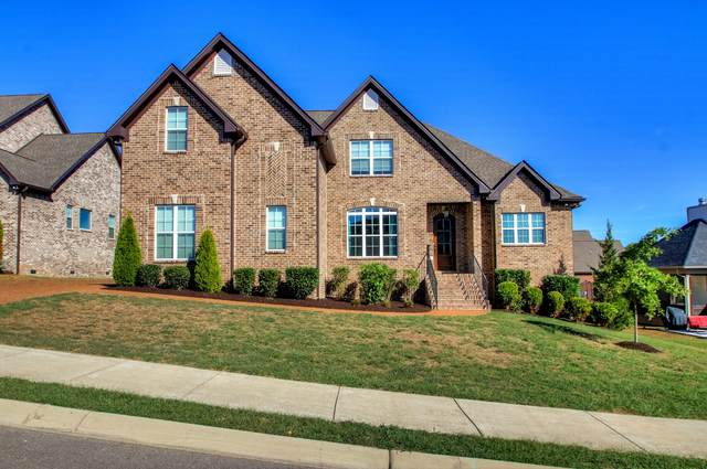 4002 Canberra Dr, Spring Hill, TN 37174 (MLS #RTC2131761) :: Nashville on the Move