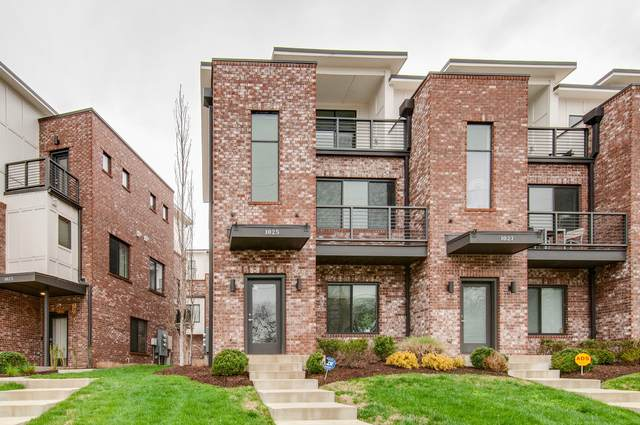 1025 Chester Ave, Nashville, TN 37206 (MLS #RTC2131857) :: Armstrong Real Estate