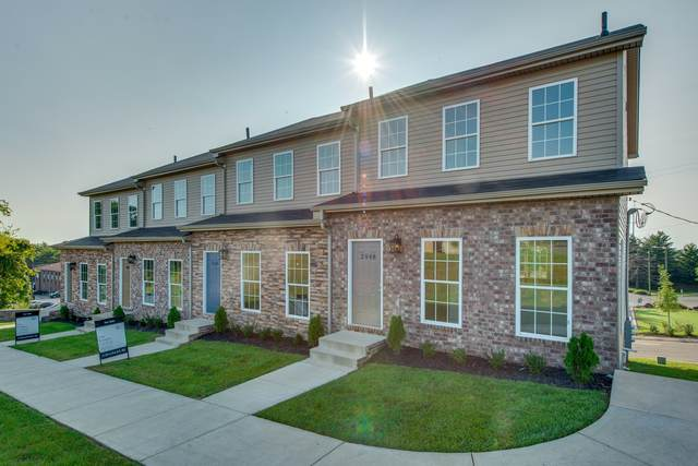 2548 Murfreesboro Pike #8, Nashville, TN 37217 (MLS #RTC2132552) :: The Milam Group at Fridrich & Clark Realty
