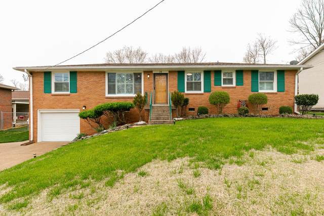238 Bonnafield Dr, Hermitage, TN 37076 (MLS #RTC2132725) :: CityLiving Group
