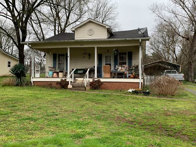 420 Lewis Ave, Shelbyville, TN 37160 (MLS #RTC2132910) :: Nashville on the Move