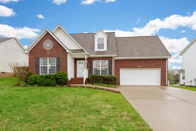 2903 Wills Ct, Spring Hill, TN 37174 (MLS #RTC2133026) :: RE/MAX Homes And Estates