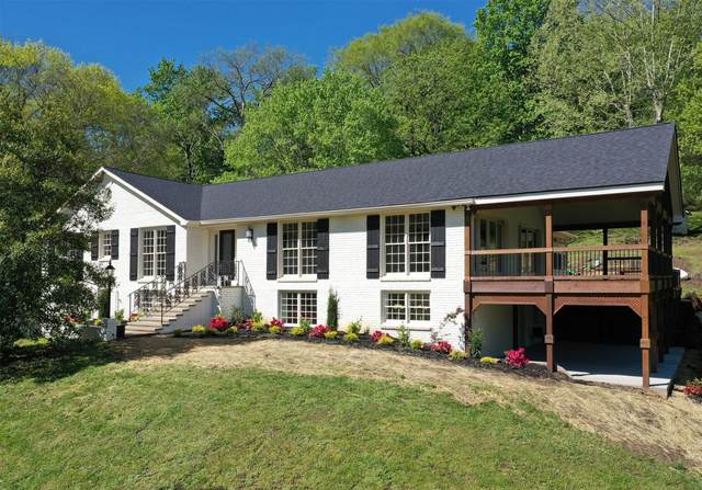 263 Vaughns Gap Rd, Nashville, TN 37205 (MLS #RTC2133657) :: Ashley Claire Real Estate - Benchmark Realty
