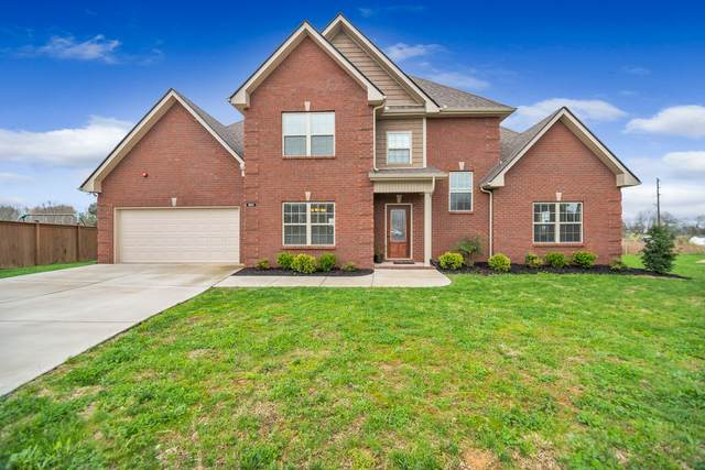 1017 Azalea Ct S, Ashland City, TN 37015 (MLS #RTC2134698) :: Nashville Home Guru