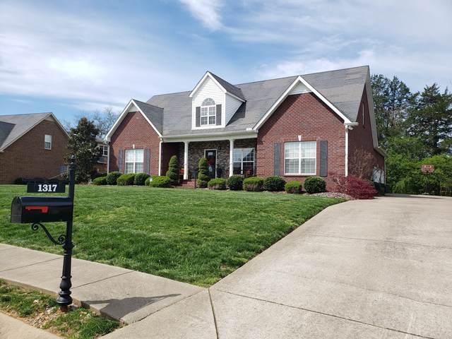 1317 Rhonda Dr, Christiana, TN 37037 (MLS #RTC2134762) :: John Jones Real Estate LLC