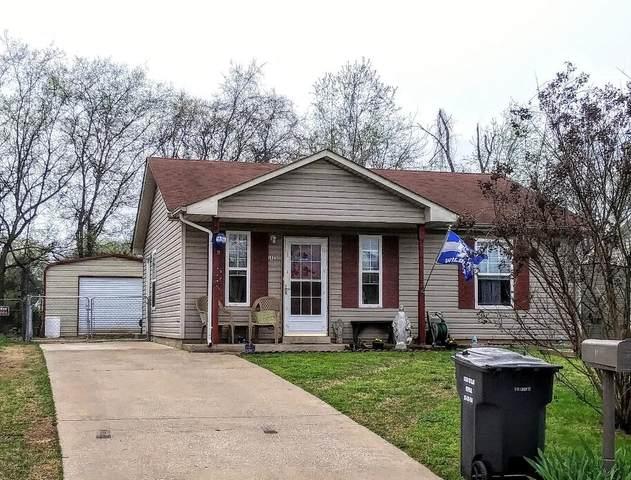 1025 Shadow Ridge Ave, Oak Grove, KY 42262 (MLS #RTC2134827) :: Hannah Price Team