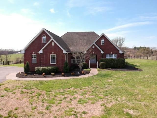 4076 Airport Rd, Springfield, TN 37172 (MLS #RTC2135259) :: Nashville Home Guru