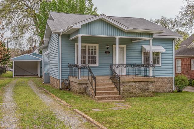 2803 Westmoreland Dr, Nashville, TN 37212 (MLS #RTC2136003) :: Fridrich & Clark Realty, LLC